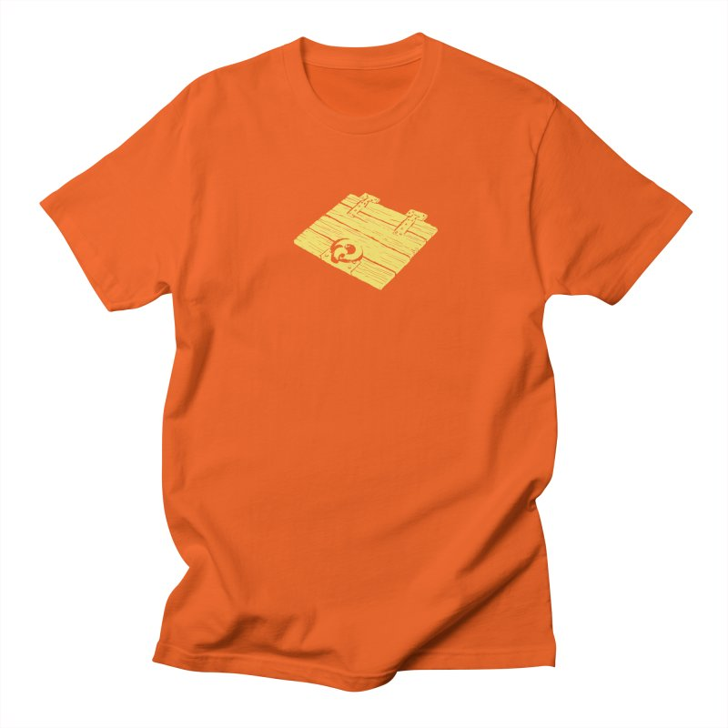 Dungeonoid (trap door icon) Men's Regular T-Shirt by clavcity's Shop