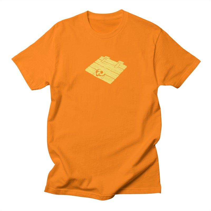 Dungeonoid (trap door icon) Women's Regular Unisex T-Shirt by clavcity's Shop