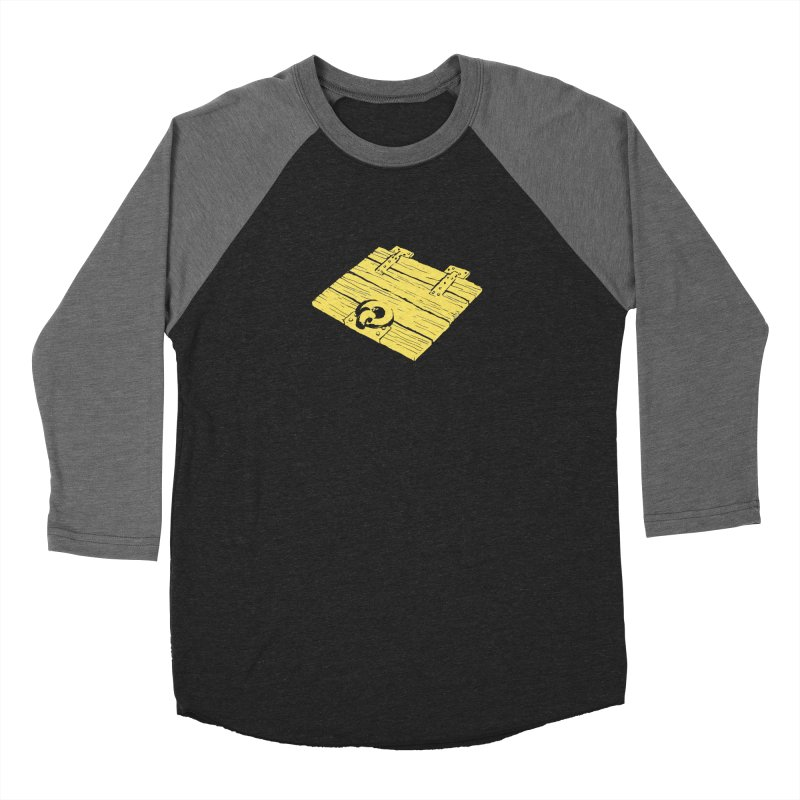 Dungeonoid (trap door icon) Women's Baseball Triblend Longsleeve T-Shirt by clavcity's Shop