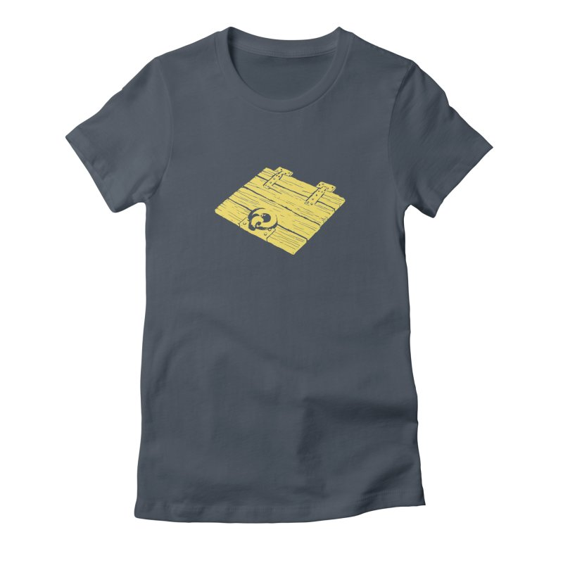 Dungeonoid (trap door icon) Women's T-Shirt by clavcity's Shop