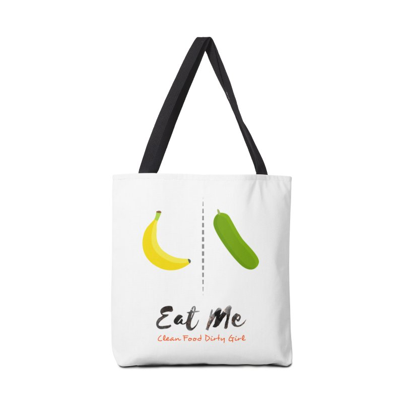 Banana & Cucumber In Bed Accessories Bag by Clean Food Dirty Girl's Official Merch