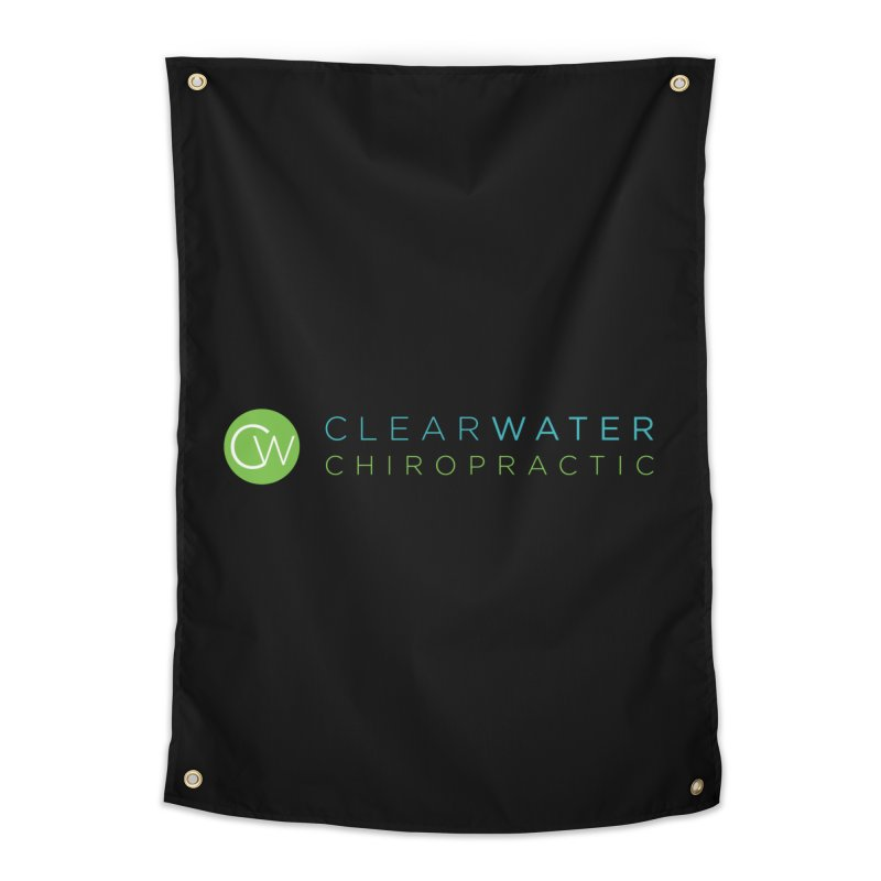 logo Home Tapestry by Clearwater Chiropractic Gear