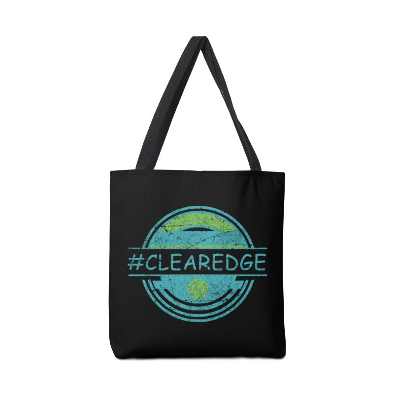 #CLEAREDGE Accessories Tote Bag Bag by Clearwater Chiropractic Gear