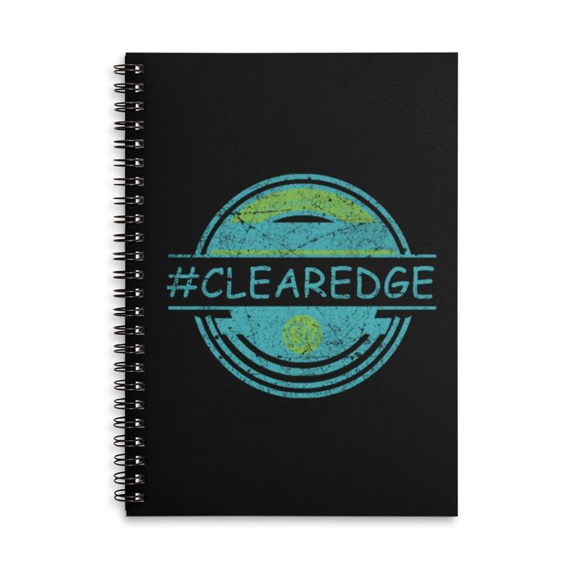 #CLEAREDGE Accessories Lined Spiral Notebook by Clearwater Chiropractic Gear