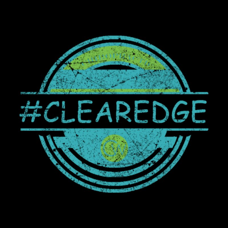 #CLEAREDGE Kids T-Shirt by Clearwater Chiropractic Gear