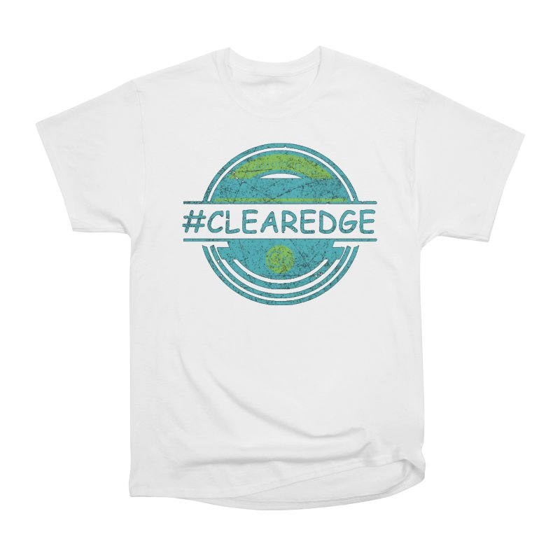 #CLEAREDGE Women's T-Shirt by Clearwater Chiropractic Gear