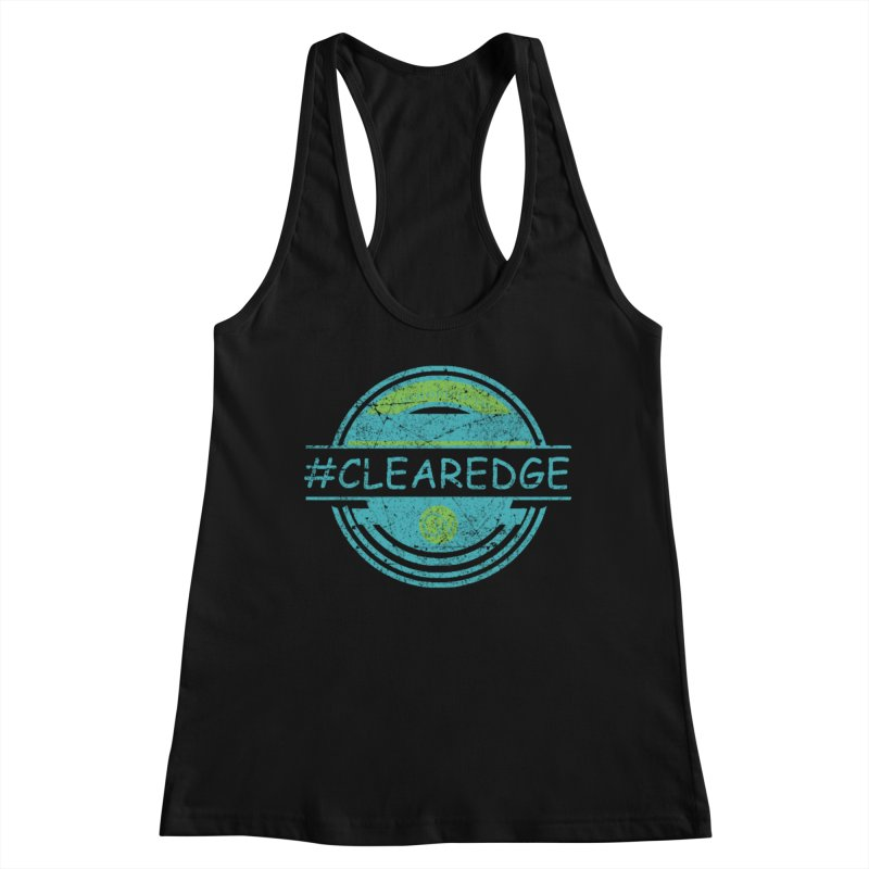 #CLEAREDGE Women's Tank by Clearwater Chiropractic Gear