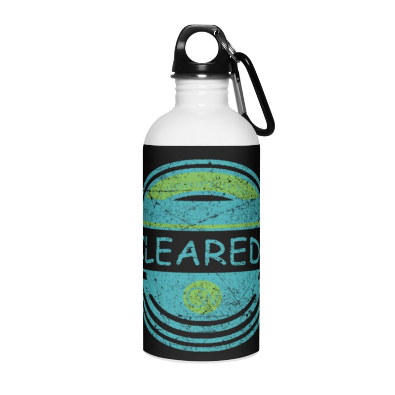 #CLEAREDGE Accessories Water Bottle by Clearwater Chiropractic Gear