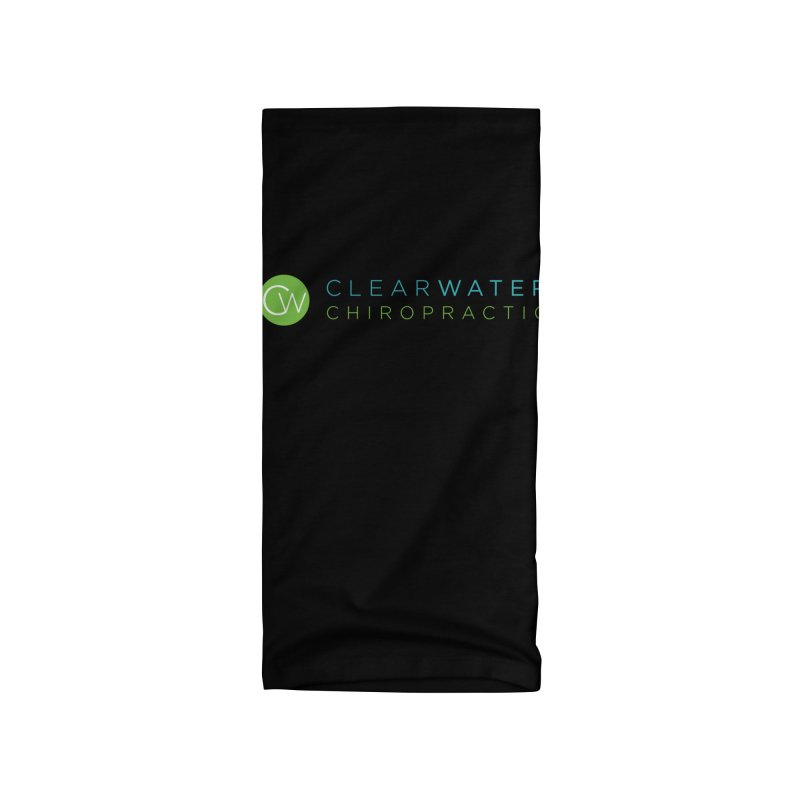 Clearwater Chiropractic Accessories Neck Gaiter by Clearwater Chiropractic Gear