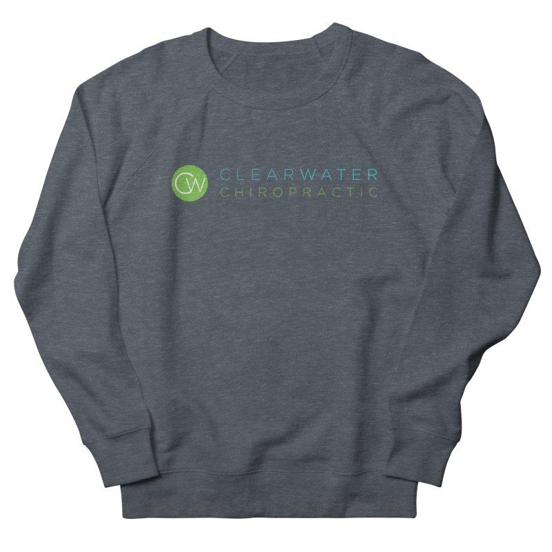 Clearwater Chiropractic Men's Sweatshirt by Clearwater Chiropractic Gear
