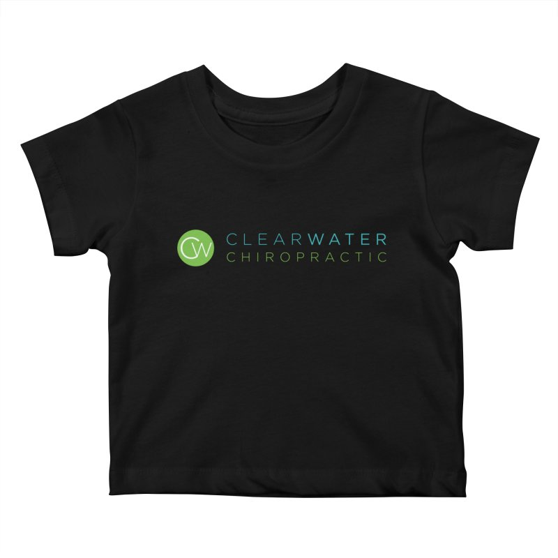 Clearwater Chiropractic Kids Baby T-Shirt by Clearwater Chiropractic Gear