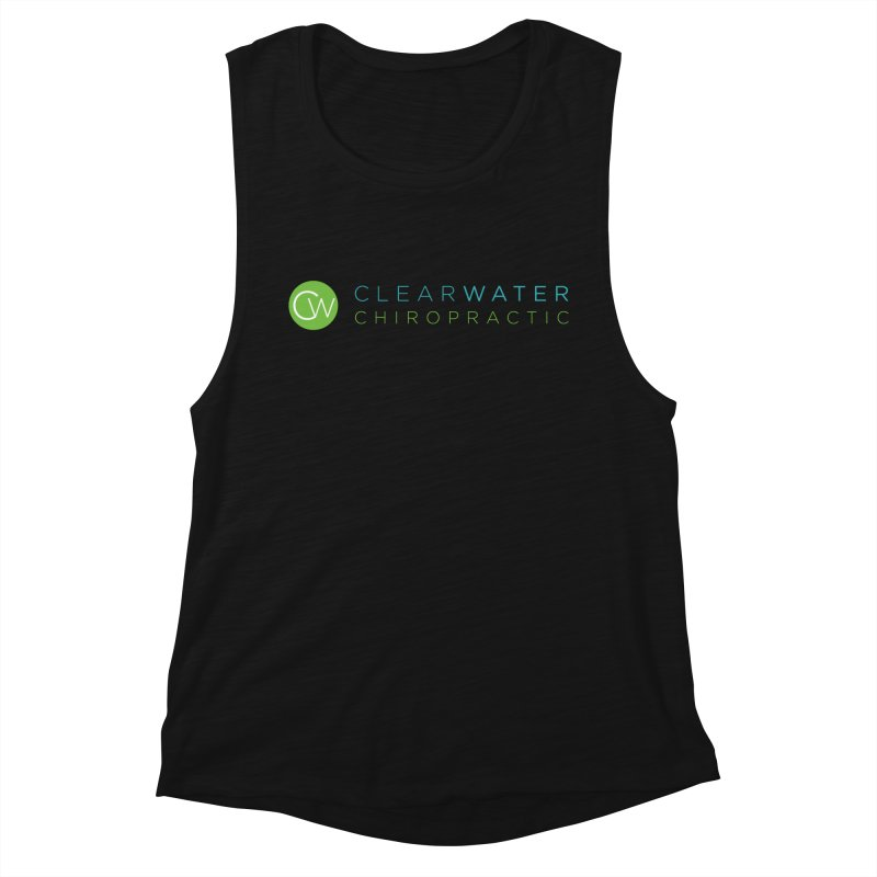 Clearwater Chiropractic Women's Tank by Clearwater Chiropractic Gear