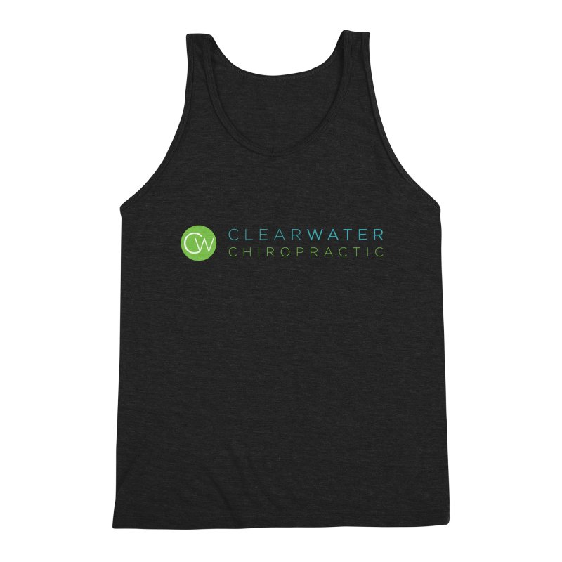 Clearwater Chiropractic Men's Tank by Clearwater Chiropractic Gear