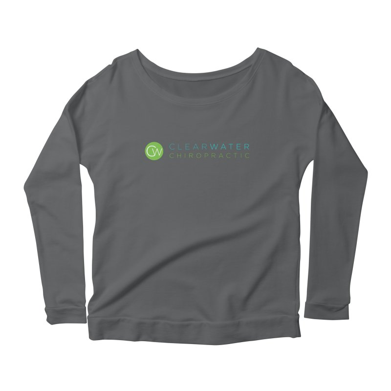 Clearwater Chiropractic Women's Longsleeve T-Shirt by Clearwater Chiropractic Gear