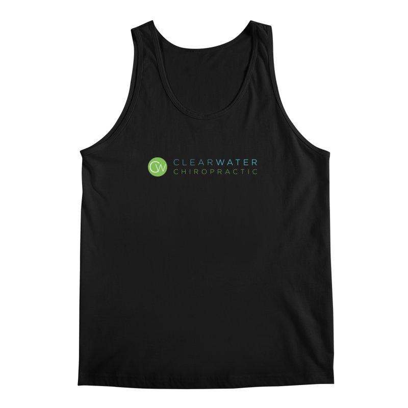 Clearwater Chiropractic Men's Regular Tank by Clearwater Chiropractic Gear