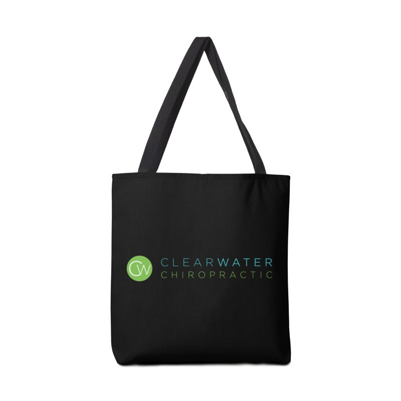 Clearwater Chiropractic Accessories Tote Bag Bag by Clearwater Chiropractic Gear