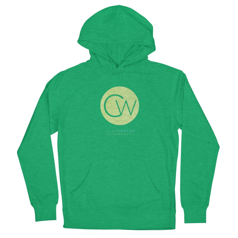 CW Men's Pullover Hoody by Clearwater Chiropractic Gear