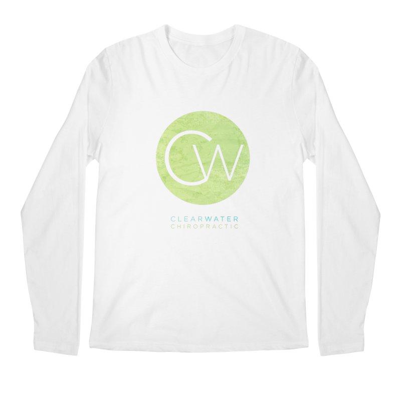 CW Men's Longsleeve T-Shirt by Clearwater Chiropractic Gear