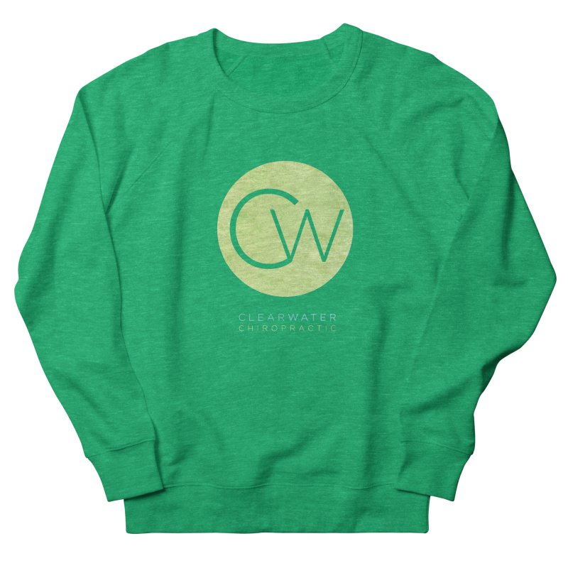 CW Men's Sweatshirt by Clearwater Chiropractic Gear