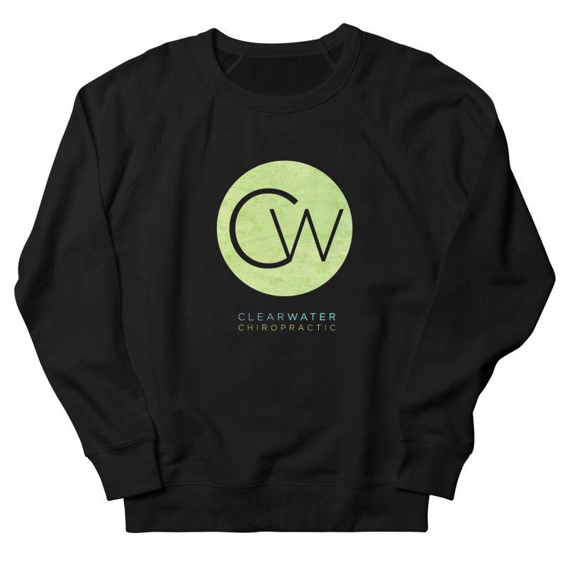 CW Men's Sweatshirt by Clearwater Chiropractic Gear