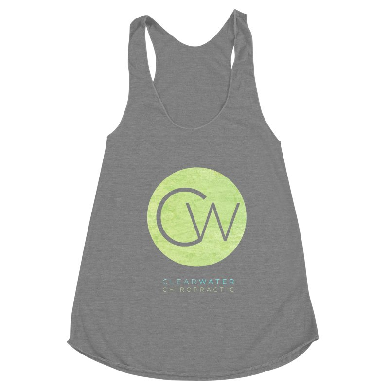 CW Women's Tank by Clearwater Chiropractic Gear