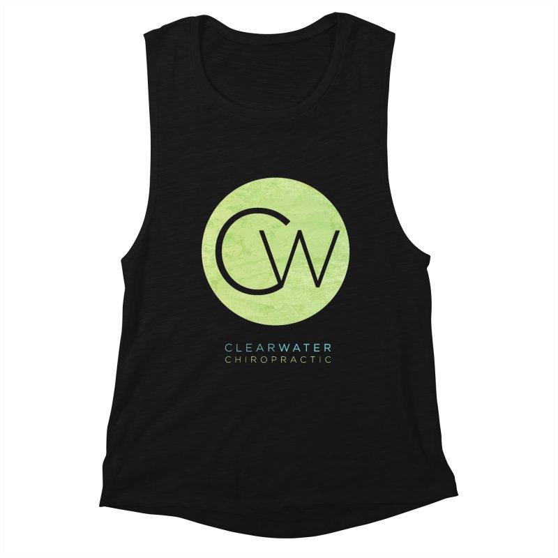 CW Women's Tank by Clearwater Chiropractic Gear