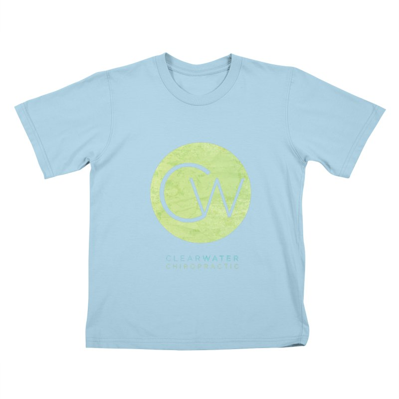 CW Kids T-Shirt by Clearwater Chiropractic Gear