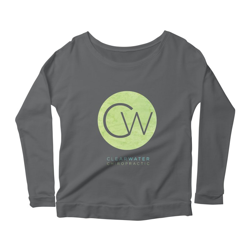 CW Women's Longsleeve T-Shirt by Clearwater Chiropractic Gear