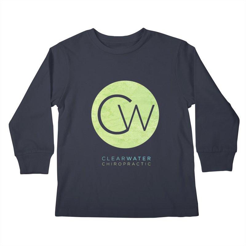 CW Kids Longsleeve T-Shirt by Clearwater Chiropractic Gear
