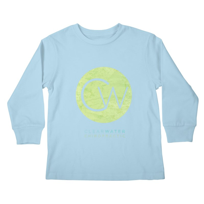 CW Kids Longsleeve T-Shirt by Clearwater Chiropractic Gear