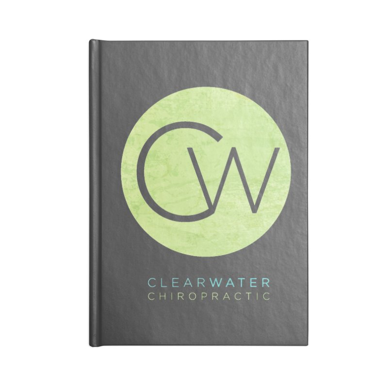 CW Accessories Notebook by Clearwater Chiropractic Gear