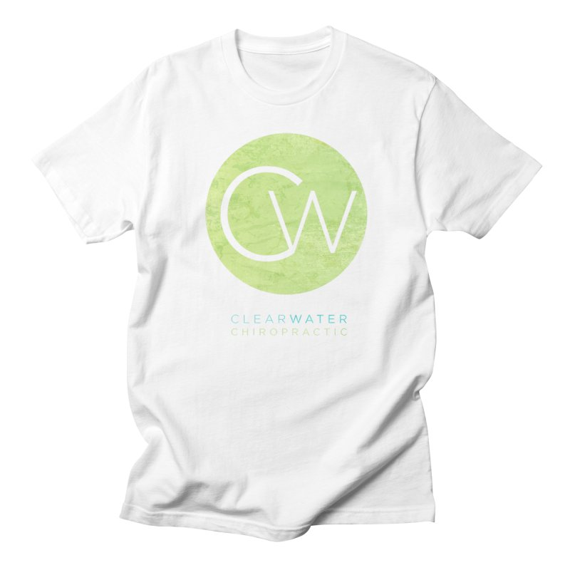 CW Men's T-Shirt by Clearwater Chiropractic Gear