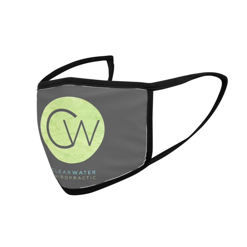 CW Accessories Face Mask by Clearwater Chiropractic Gear
