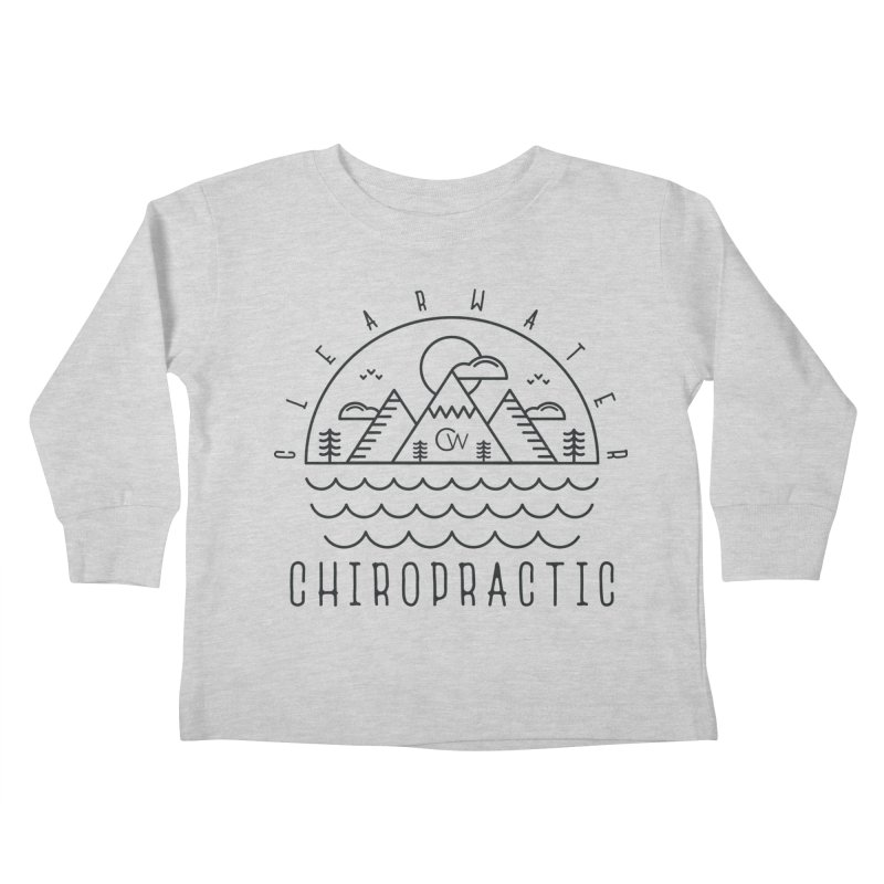 Kids None by Clearwater Chiropractic Gear