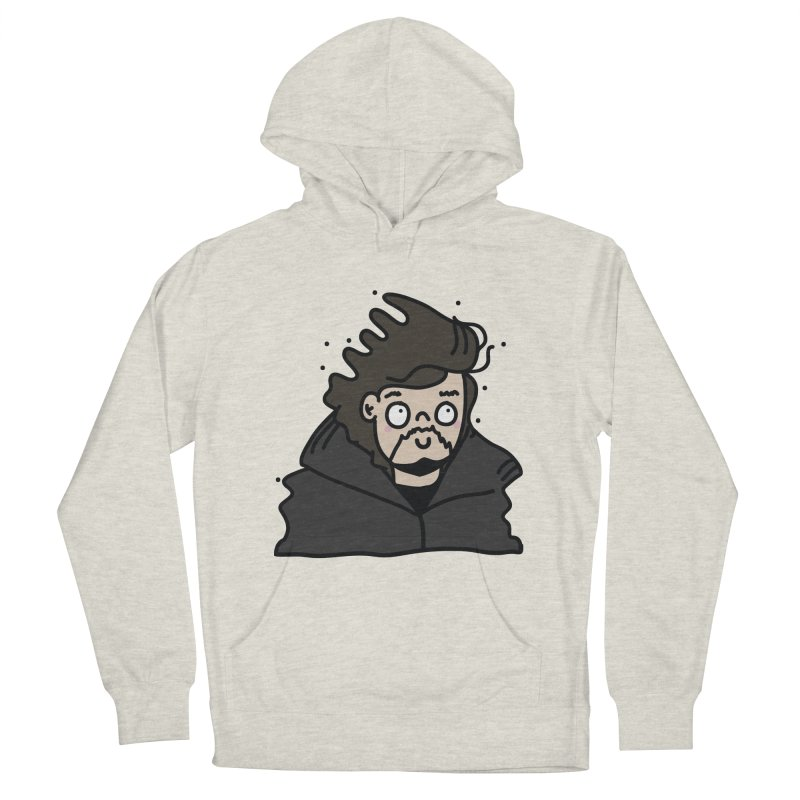 Cute Jon Snow Men's French Terry Pullover Hoody by clemrose's Shop