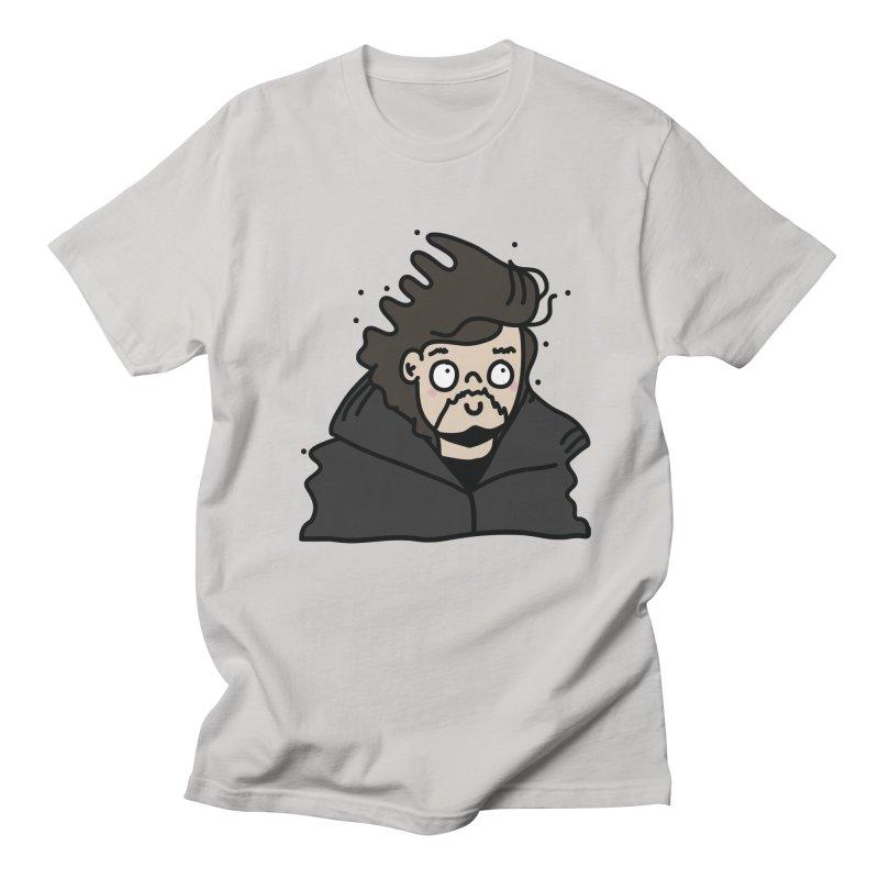 Cute Jon Snow Men's Regular T-Shirt by clemrose's Shop