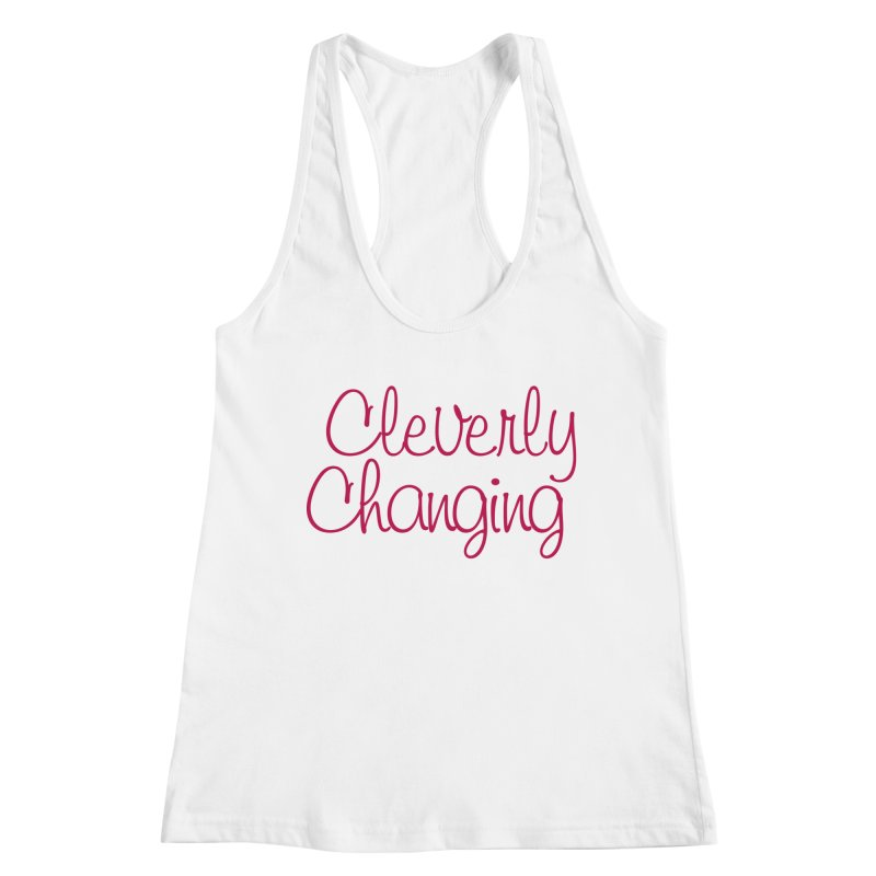 Clever Tee Women's Tank by Cleverly Changing Shop