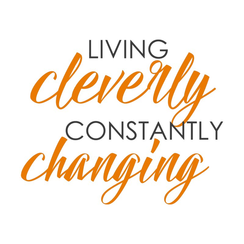 Living Women's V-Neck by cleverlychanging's Shop