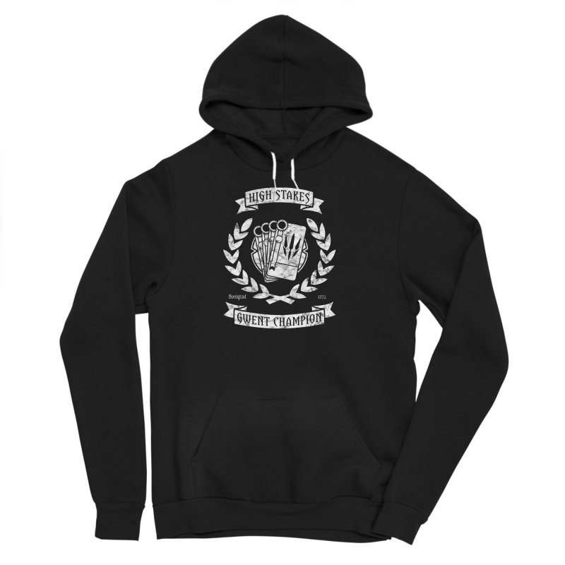 High Stakes Gwent Champion Women's Sponge Fleece Pullover Hoody by Clever Name Designs @ Threadless