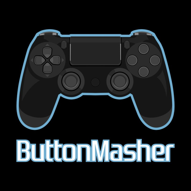 Button masher   by Clever Name Designs @ Threadless
