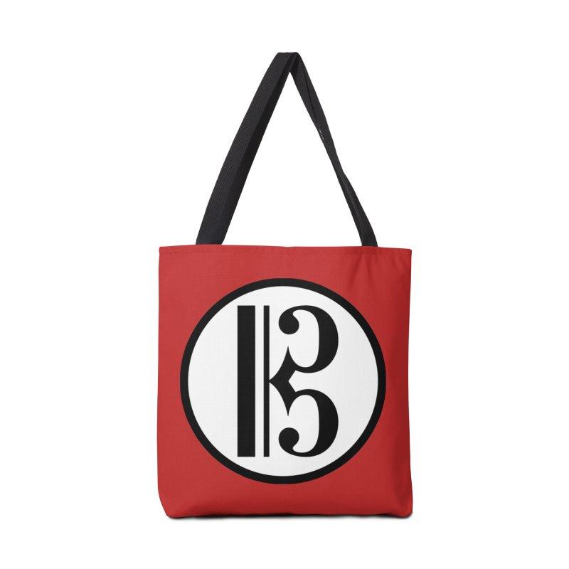 C-Clef Accessories Tote Bag Bag by Cliche's Artist Shop