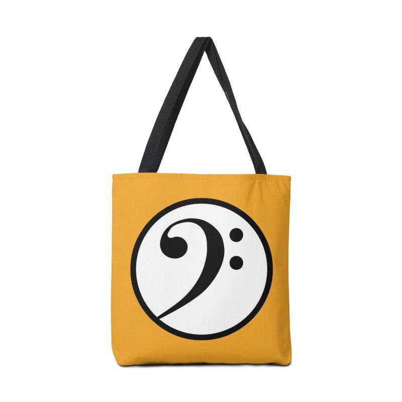 F-Clef Accessories Tote Bag Bag by Cliche's Artist Shop