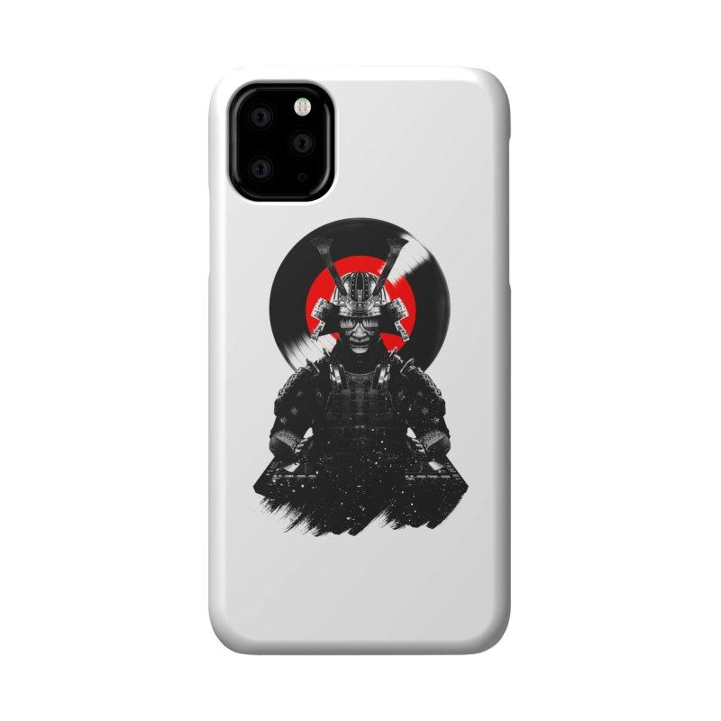 Dj Samurai Accessories Phone Case by clingcling's Artist Shop