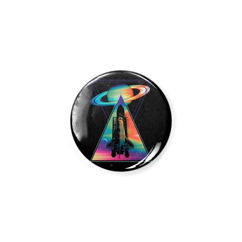 Space shuttle Accessories Button by clingcling's Artist Shop
