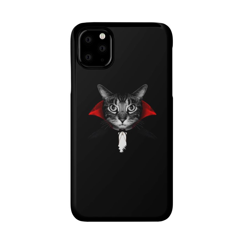 Vampire cat Accessories Phone Case by clingcling's Artist Shop