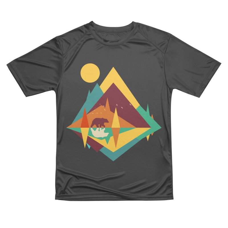 wilderness Women's Performance Unisex T-Shirt by clingcling's Artist Shop