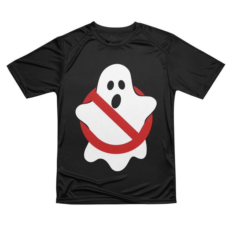 Beware of ghost Women's Performance Unisex T-Shirt by clingcling's Artist Shop