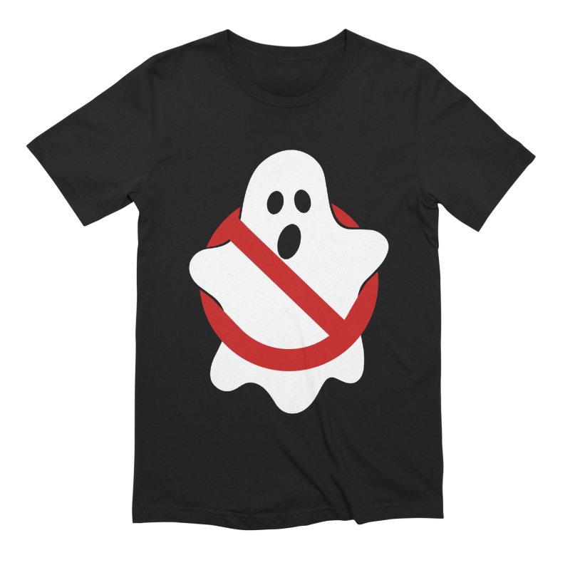 Beware of ghost Men's Extra Soft T-Shirt by clingcling's Artist Shop