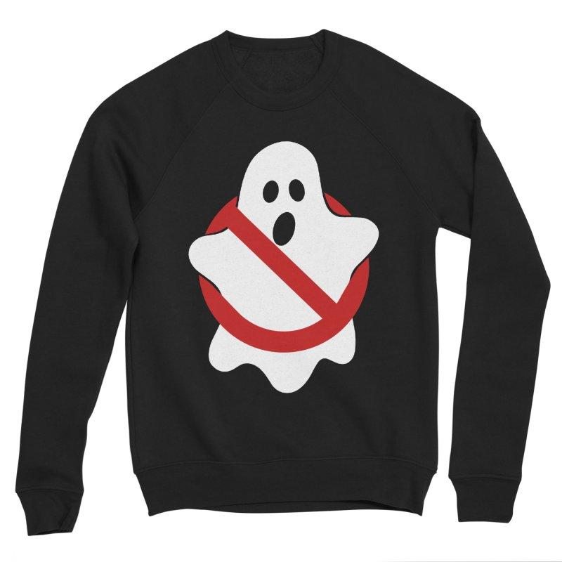 Beware of ghost Women's Sponge Fleece Sweatshirt by clingcling's Artist Shop