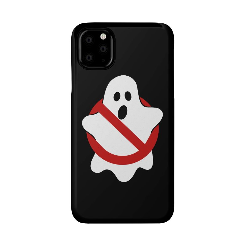 Beware of ghost Accessories Phone Case by clingcling's Artist Shop